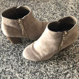 Apt. 9® Timezone Women's High Heel Ankle Boots